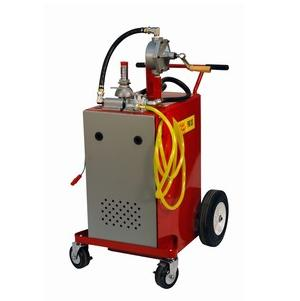 John Dow FC-P30-UL 30-Gal. UL Listed Gas Caddy w/Manual Pump